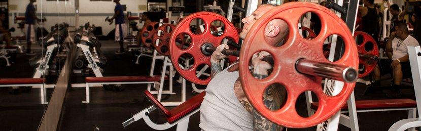 Jimmy Pena's Power Rack Training Series, Part 3: Isometrics