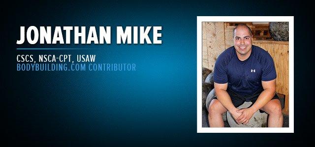 Jonathan Mike, CSCS
