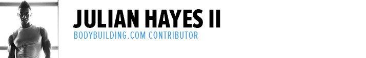 Julian Hayes II
