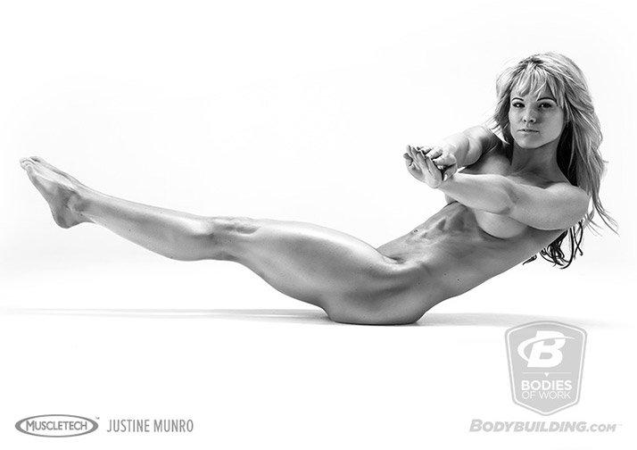 Justine Munro