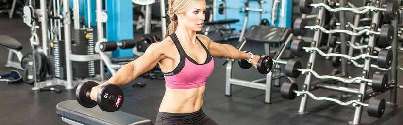 Kathleen Tesori's Total Upper-Body Workout