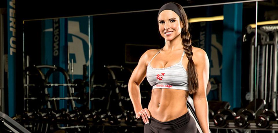 Fitness 360: Kendall Lou Schmidt,  Model Instructor