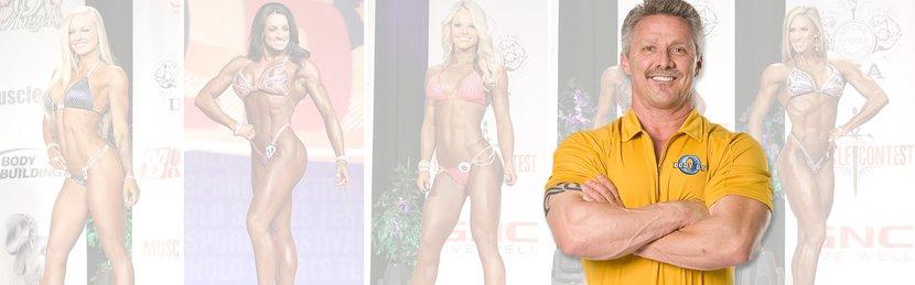 Kim Oddo's Contest Prep College: Figure And Bikini Competition Training