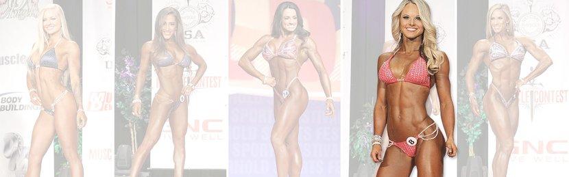 Kim Oddo's Figure And Bikini 101: Lesson One - Nutrition
