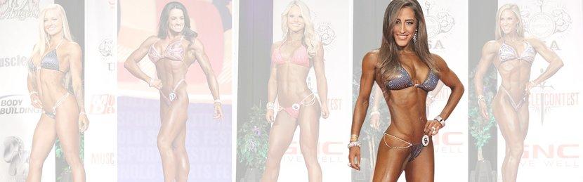 Kim Oddo's Figure And Bikini 101: Lesson Three - Stage Preparation