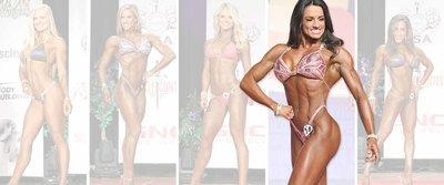 Kim Oddo's Figure And Bikini 101: Lesson Two - Training