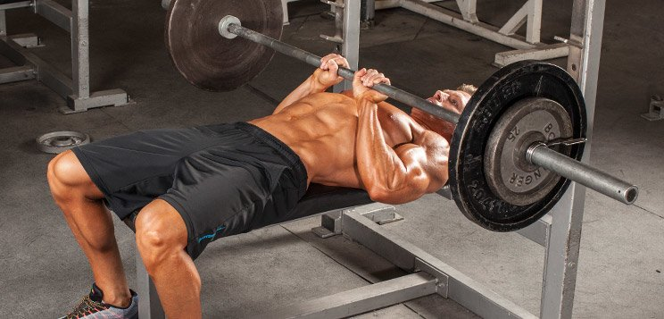 Kiss Your Old Bench Press Max Goodbye Bodybuilding Com