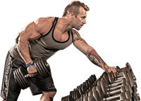 Kris Gethin Hardcore Trainer