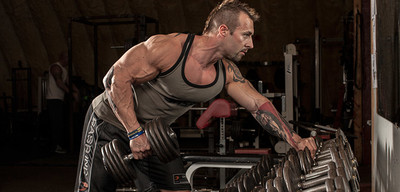 Kris Gethin 12-Week Daily Video Trainer - Week 10: Day 65!