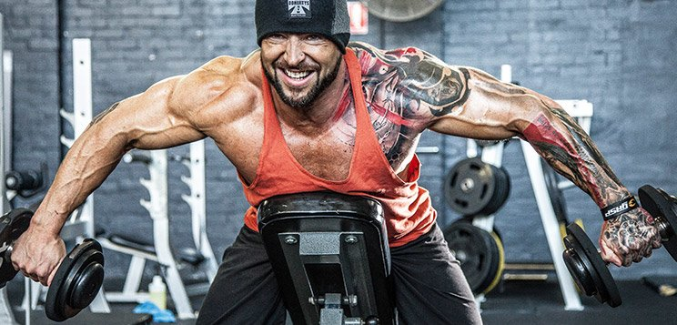 Image Result For Kris Gethin Muscle Building Day