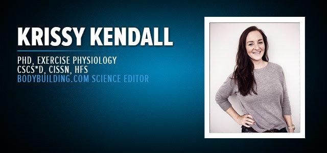 Krissy Kendall, PhD