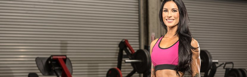 Kristina Olson Fitness 360: Driven To Succeed