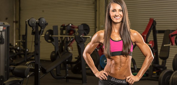 Bodyspace Member Of The Month Lacey Got It Done