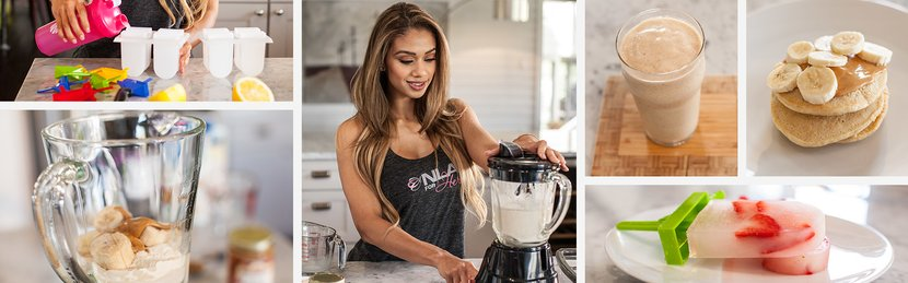 Lais DeLeon's Favorite Protein Treat Recipes!