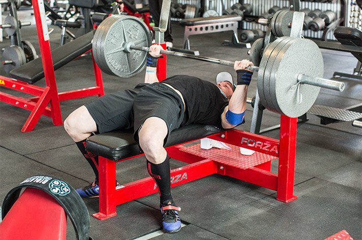 how to bench press layne norton s complete guide