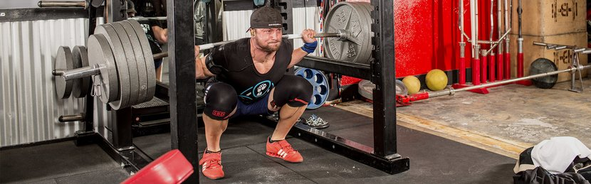 Look Strong, Lift Strong: Layne Norton's Legs And Arms Blast
