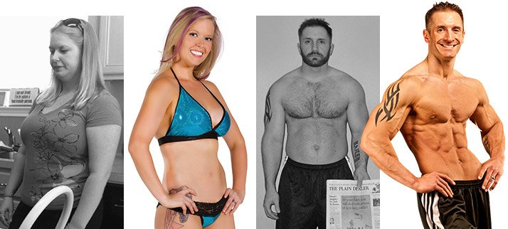 Tiffani Feathers Spring Texas Lost 65 Lbs And Dropped To A Size 0 Mike Klamut Berea Ohio 25 6 4 Body Fat