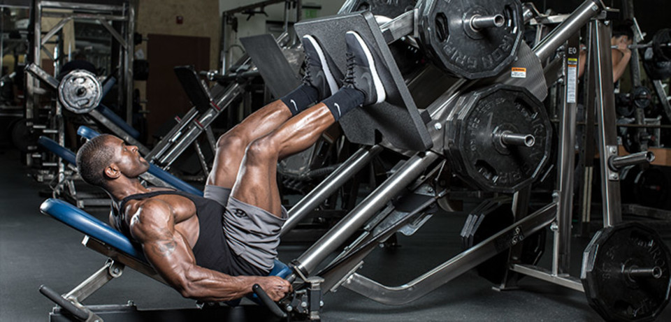 Leg Workouts For Men: The 7 Best Workouts For Thicker