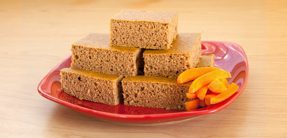 Get Lean, Eat Clean With Jamie Eason: Carrot Cake Protein Bars