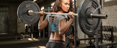 Chady Dunmore Workout: Look Your Best Naked