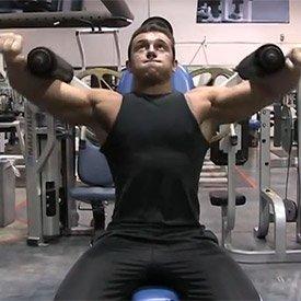 lateral arm raise machine