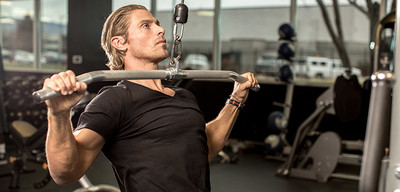 Marc Megna's Lifting Lessons: Lat Pull-Down