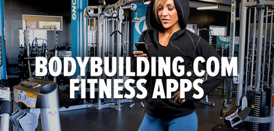 Bodybuilding.com Fitness Apps