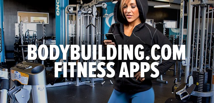 Fitness Apps - cover