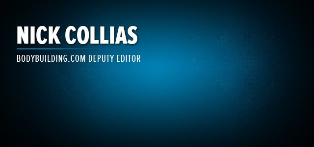 Nick Collias