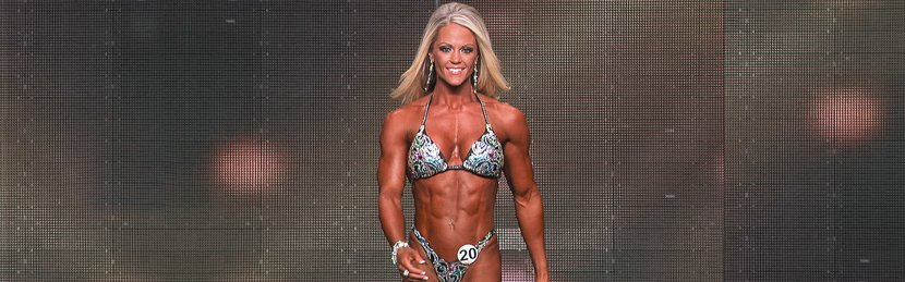 20 Must-Read Questions With Figure Olympia Champ Nicole Wilkins!