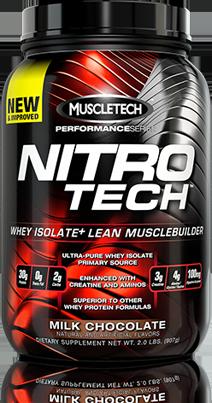 Muscle Tech Bottle Image