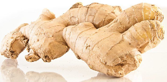 Ginger can help reduce inflammation, boost blood flow and aid muscle recovery