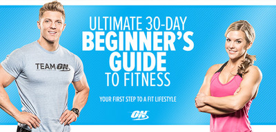 The Ultimate 30-Day Beginner's Guide To Fitness Day 5