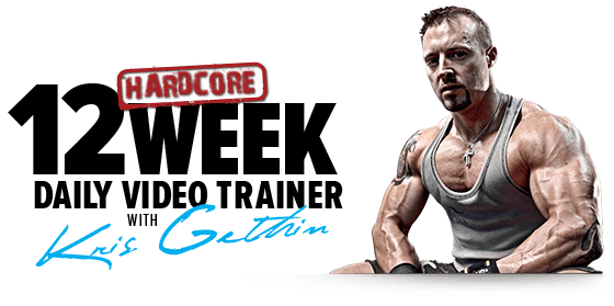 Our top 10 most popular workout programs kris gethin is one tough ass son of a b he proves it time and time again with his intense no nonsense philosophy no excuses malvernweather Gallery