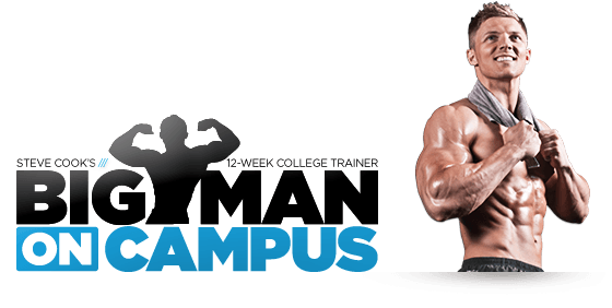Our top 10 most popular workout programs fitness model and physique competitor steve cook is the man who will help you become the big man on campus he understands the challenges of eating quality malvernweather Gallery