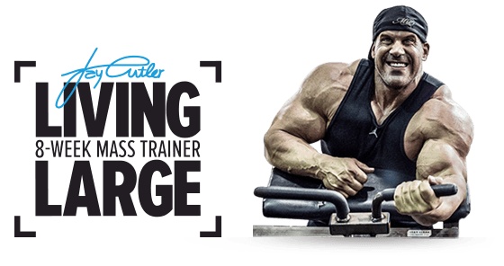 Our top 10 most popular workout programs living large with jay cutler is a complete muscle building program that combines jays brutal workouts with his personal nutrition plan and supplementation malvernweather Gallery
