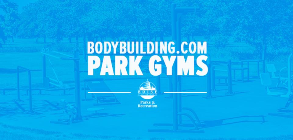Bodybuilding.com Park Gyms