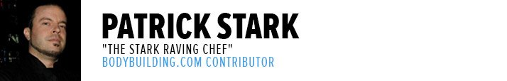 Patrick Stark, The Stark Raving Chef