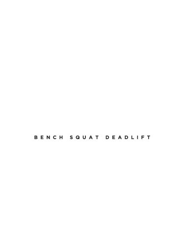 Ph3: Layne Norton's Power And Hypertrophy Trainer