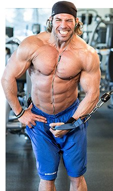 Out of sheer desperation, many guys add countless sets and reps.