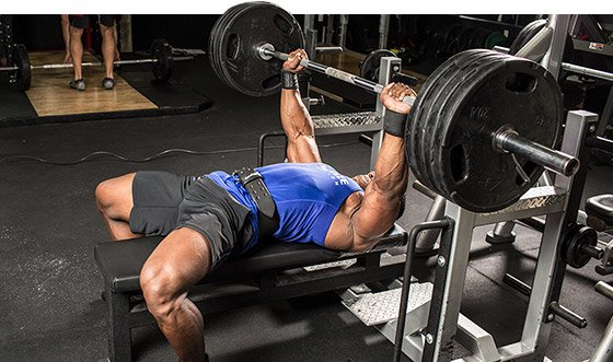 The quickest way to look like you bench press 400 pounds would be to actually be able to bench 400 pounds.