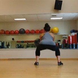Pop squat