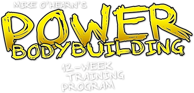 Mike O'Hearn's Power Bodybuilding Trainer