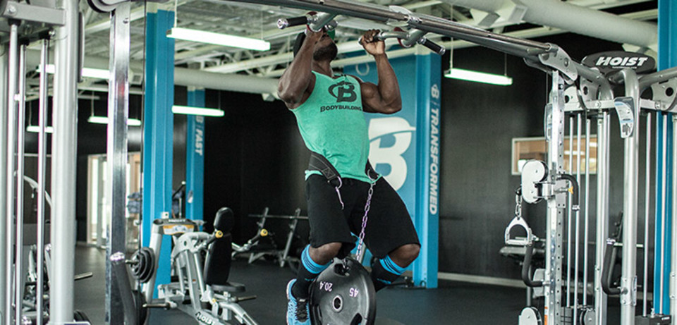 Power Up Your Muscle-Up!