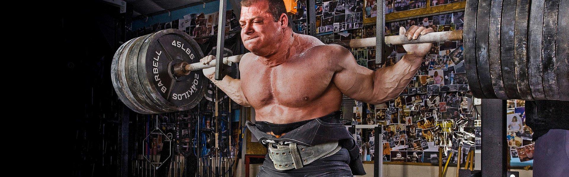 Powerlifter To Bodybuilder That S A Kroc