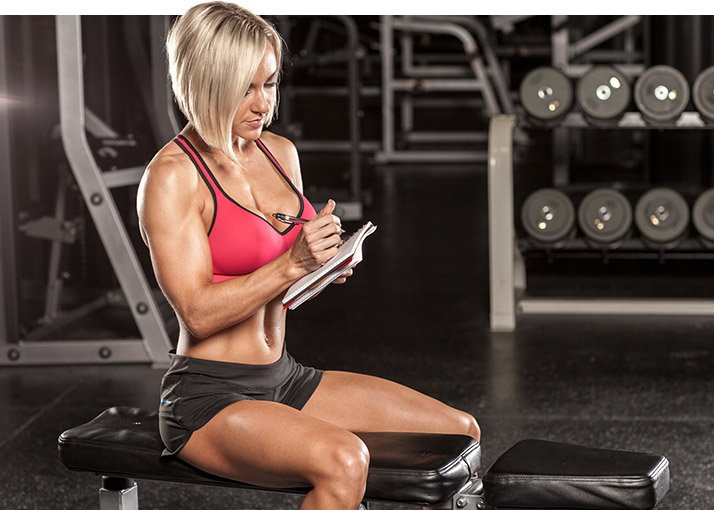 Smart Bodybuilders Keep Track Of Each And Every Workout.