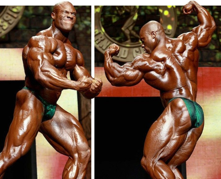 Phil Heath - 2010 Arnold Classic