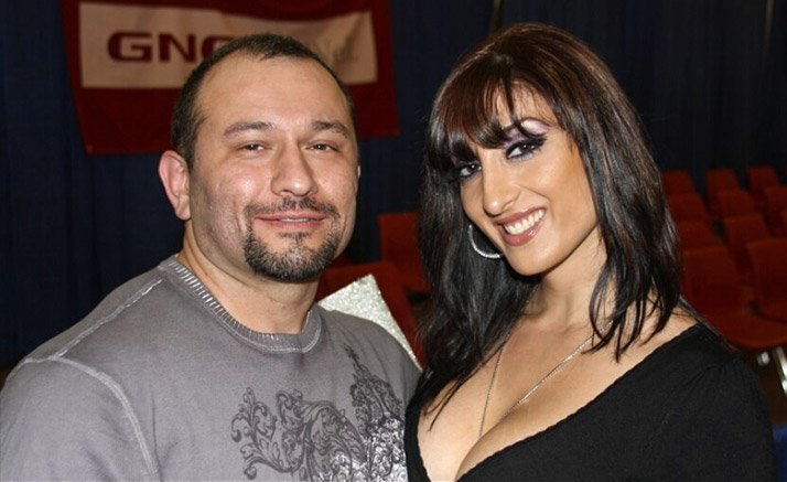 Haney Rambod and Woman