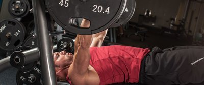 Smash Your Bench-Press Max With Wave Loading!