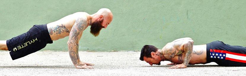 Strength Showdown: Push-up Vs. Bench Press